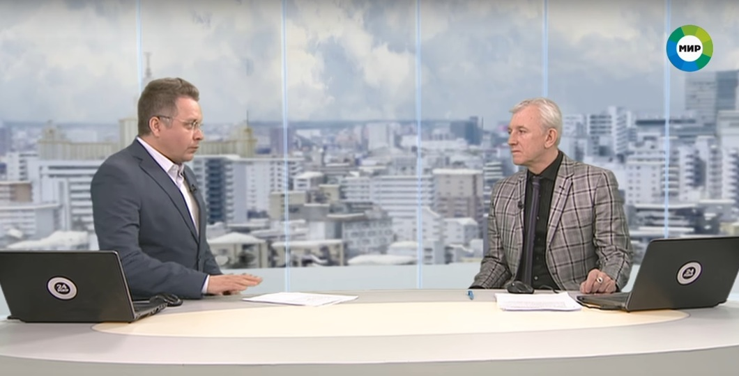 Петр Александрович Андреев в новостях